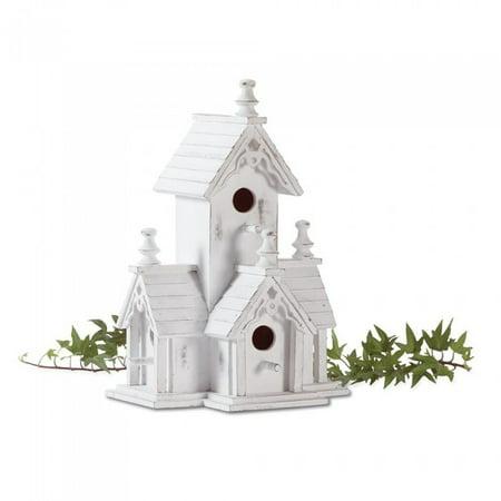 VICTORIAN BIRDHOUSE (Birdhouse Home And Garden Decor)
