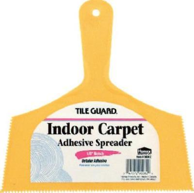 "8"" Adhesive Spreader Knife With 1/8"" Notch For Carpet and Vinyl Tile 10PK"