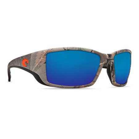 70879c33b7 Costa Del Mar - Costa Del Mar Blackfin Realtree Xtra Camo Orange Logo  Sunglasses - Walmart.com