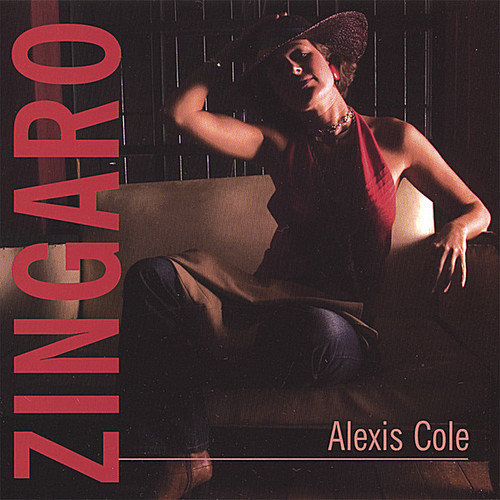 Alexis Cole - Zingaro [CD]