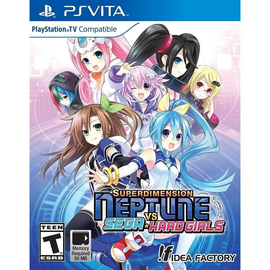 Superdimension Neptune VS Sega Hard Girls (PSV)