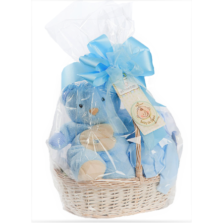 Large Clear Cellophane Gift Basket Bag 18x30 Inch Cello Bags