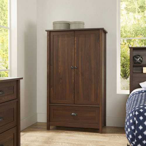 Better Homes and Gardens Lafayette Armoire, Multiple Finishes by Sauder Woodworking