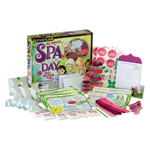 Smart Lab All-Natural Spa Day Kit