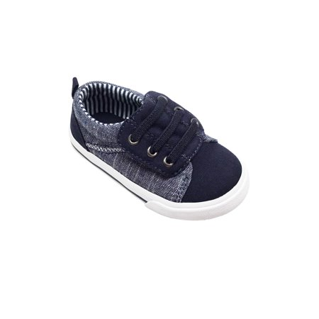 Wonder Nation Infant Boys' Canvas Play Sneaker