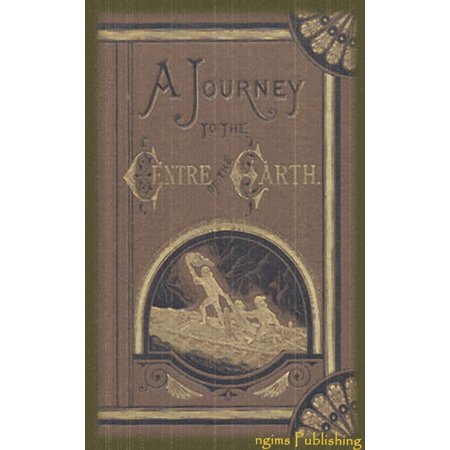 A Journey to the Centre of the Earth (Illustrated + Audiobook Download Link + Active TOC) -