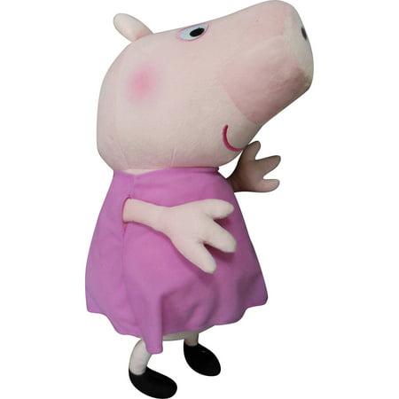 Peppa Pig Sweet Peppa Cuddle Pillow, 1 - Peppa Pig Poop