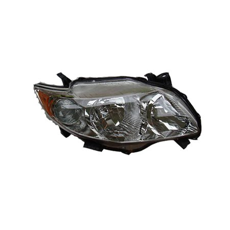 Replacement Penger Side Headlight For 2009 Toyota Corolla 8111002680