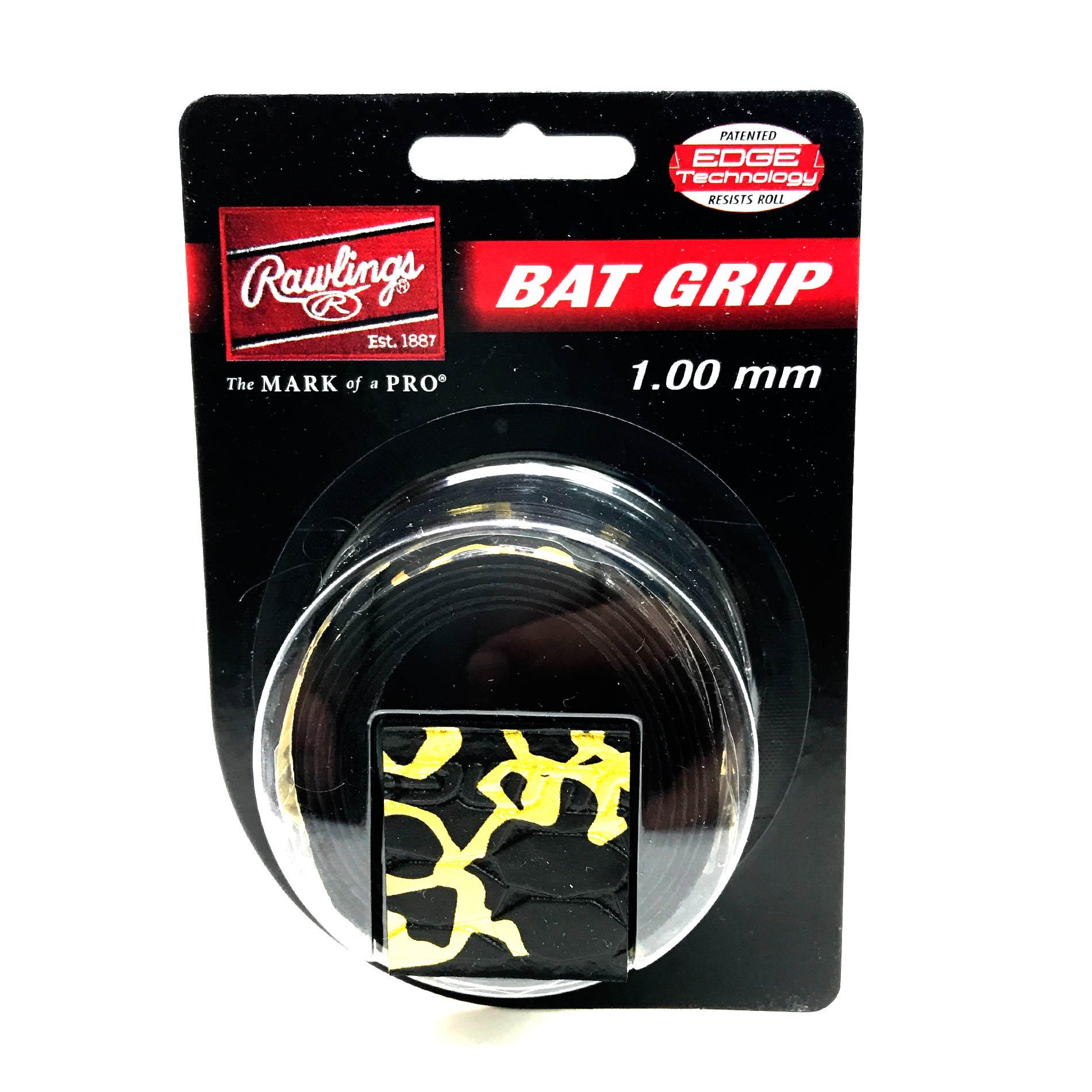 Rawlings 1.00mm Bat Grip (Gold Rush)
