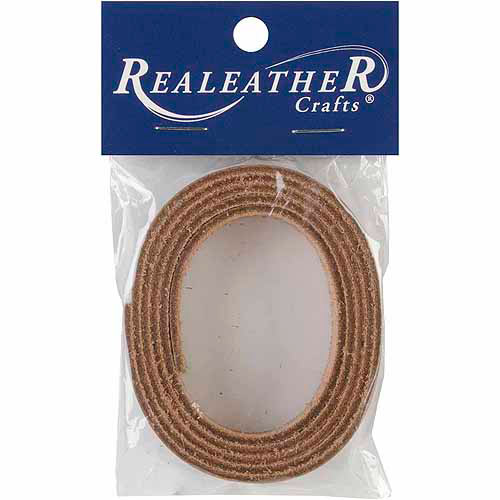 Silver Creek Leather Strip