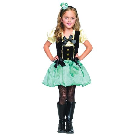 Costumes For All Occasions Uac48116Lg Tea Party Princess - Tea Party Costume