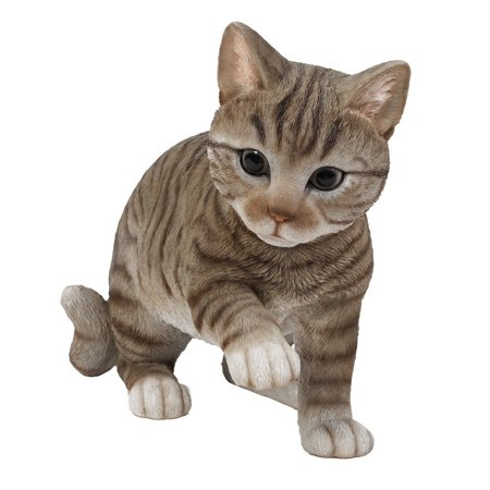 - Animal Collection Life Size American Shorthair Kitten Figurine Statue 9
