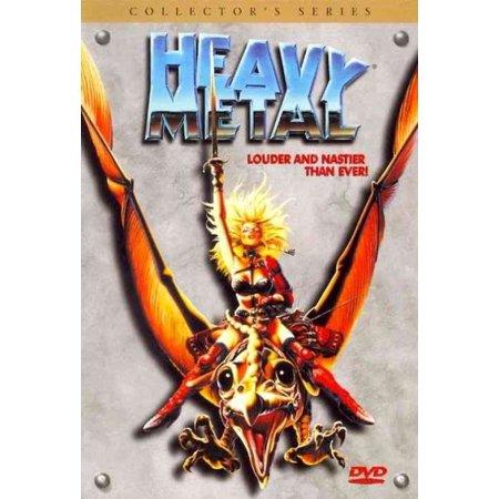 Heavy Metal (DVD) - Good Heavy Metal Halloween Songs
