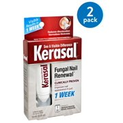Best Fungal Nail Treatments - (2 Pack) Kerasal Fungal Nail Renewal Treatment, .33 Review