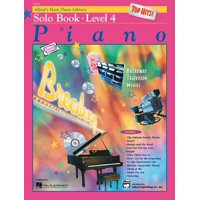 Alfred's Basic Piano Library: Alfred's Basic Piano Library Top Hits! Solo Book, Bk 4 (Paperback)