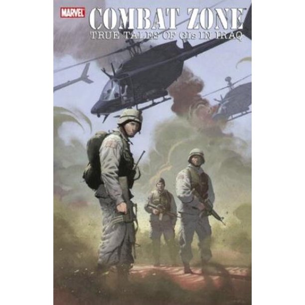 Combat Zone - True Tales of G.I.s in Iraq Lightly Used Condition