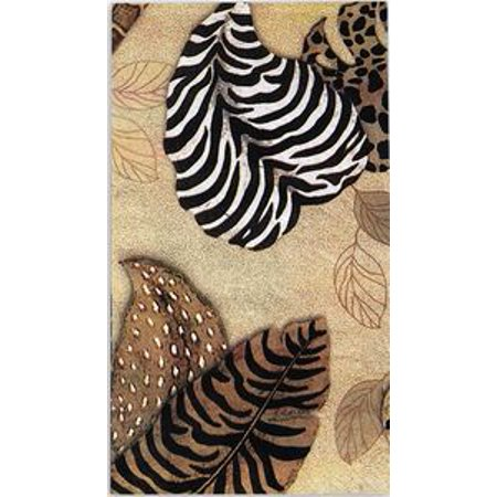 Wild Side Guest Towel - 16 Pk by Manual Woodworkers - IOGTWW