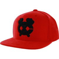 Product Image Mitchell   Ness Chicago Blackhawks Micro Fleece Adjustable Cap c28b2aa6cac8