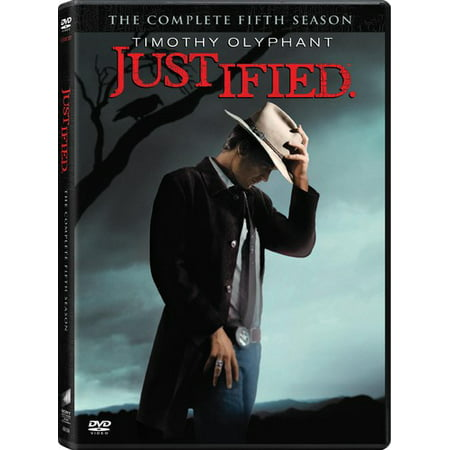 Justified: The Complete Fifth Season (DVD) ()