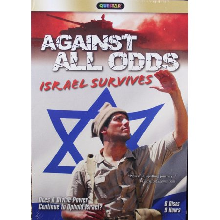 Against All Odds Israel Survives 6-Disc 13-Programs Plus Featured Film DVD](Film 13 Ghost)
