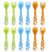 Multi Forks and Spoons - 6pk