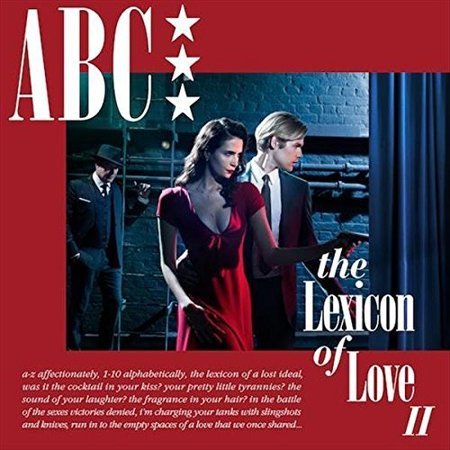 Lexicon Of Love Ii  Vinyl