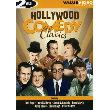 Hollywood Comedy Classics (DVD) ()