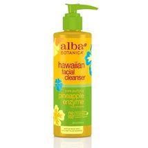 Facial Cleanser: Alba Botanica Hawaiian Facial Cleanser