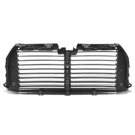 For 2015-2017 Ford F-150 Front Hood Upper Bumper Grille Grill Airflow Control Shutter Assembly w/o Actuator 16