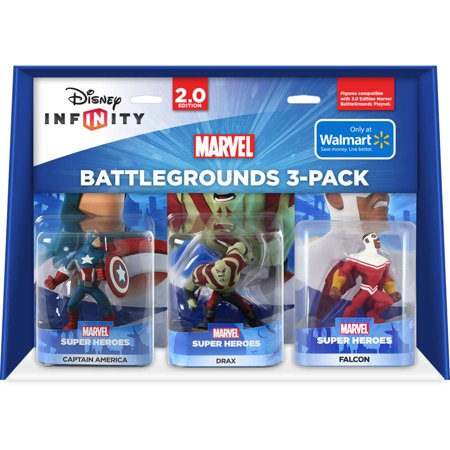 Disney Infinity 2.0 3PK Character Bundle 2 (Universal) - Disney Character Ideas For Dressing Up