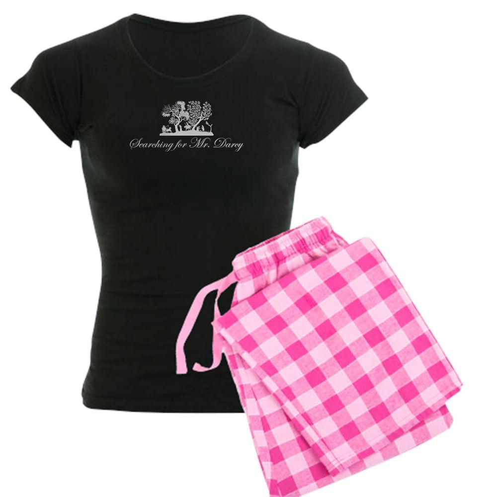 CafePress - Jane Austen Gift - Women's Dark Pajamas