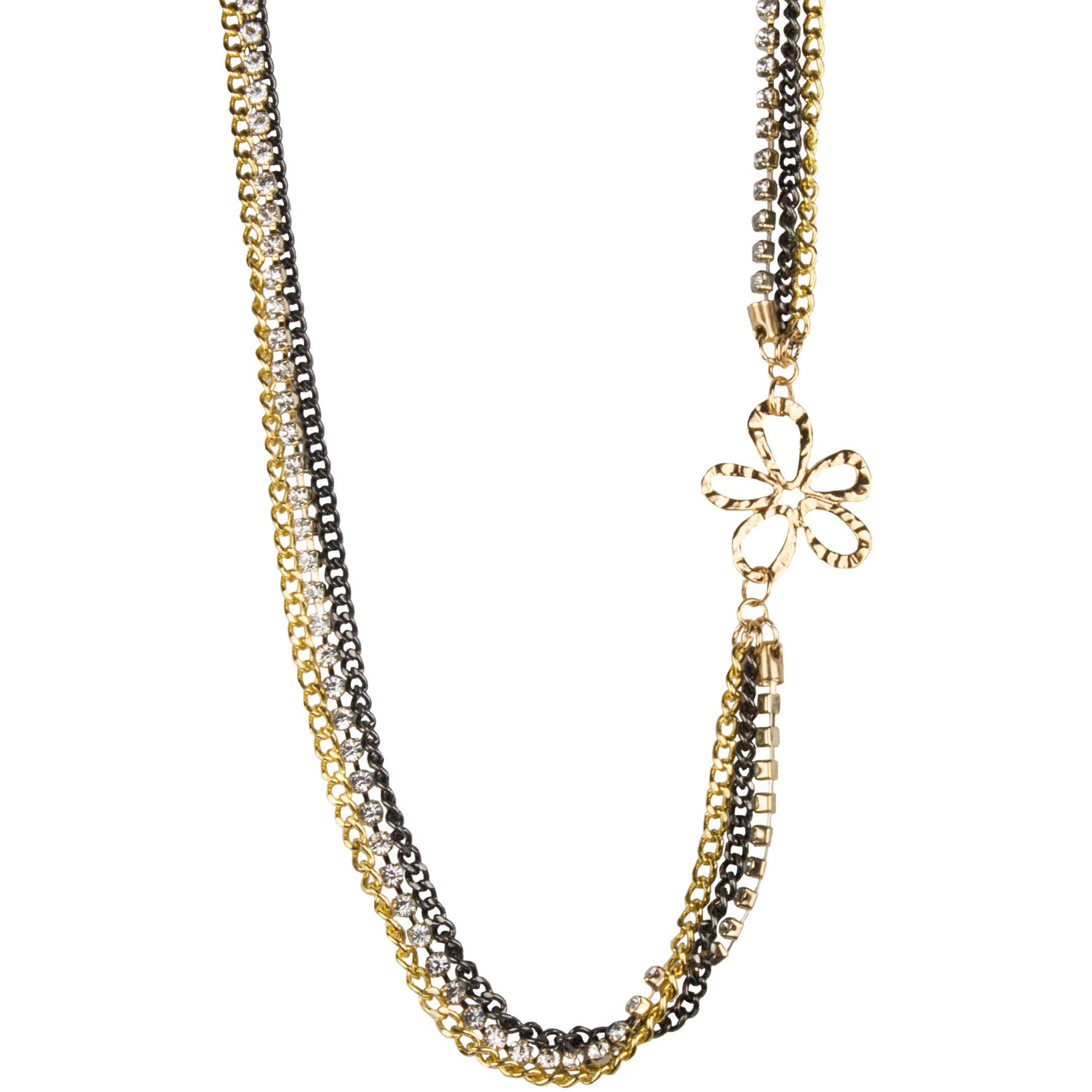 Miss Zoe by Calinana Multi Chain Necklace