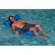 Spongex Aqua Saddle Pool Float In Colors Blue Or Lime