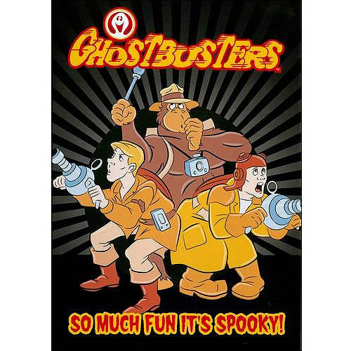 Ghostbusters (Animated) (Full Frame)