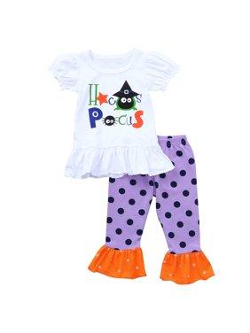 ac4d505517fd Mosunx Toddler Girls Outfit Sets - Walmart.com