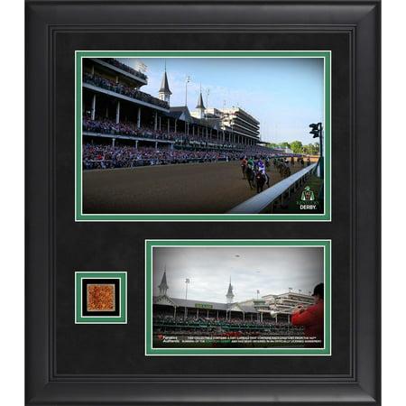 Used Memorabilia (Kentucky Derby 142 Framed 15