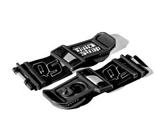Goggles Quick Strap (Black), 7200 PU GlassesColor Premium Black Remove your ReMount Goggles Helmet WhiteBlackBlue Button... by