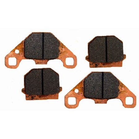 Front Brake Pads Brakes Can Am DS90 DS 90 90X Mini