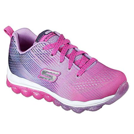 - Skechers Kids Girls' Skech-Air-Bounce N'Bop Sneaker,Hot Pink/Multi,