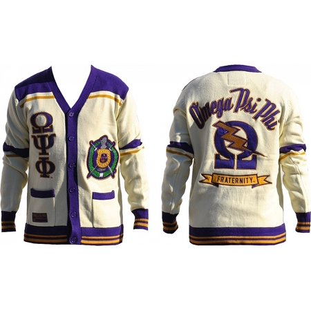 Cultural Exchange Omega Psi Phi Divine 9 S5 Mens Heavy Sweater