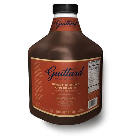 Guittard Sauce - Sweet Ground Chocolate