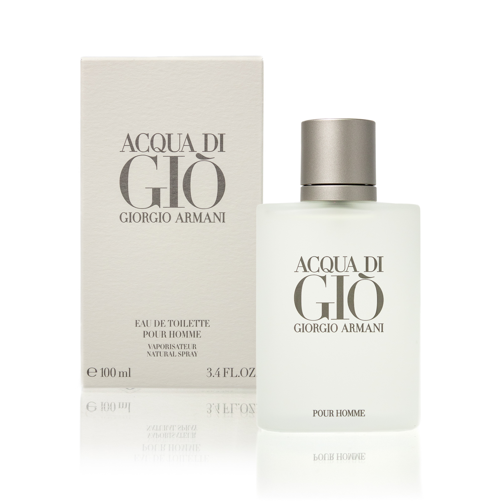 Acqua Di Gio For Men By Giorgio Armani 3.4 oz EDT Spray