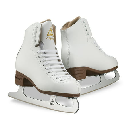 Jackson Leather Figure Skates (Figure Skates Mystique Ladies JS1490 )
