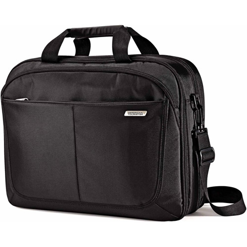 American Tourister Two-Gusset Checkpoint-Friendly Brief