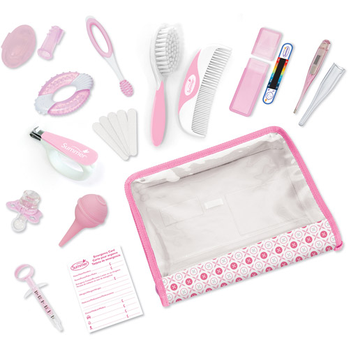Summer Infant Complete Nursery Care Kit, Girl
