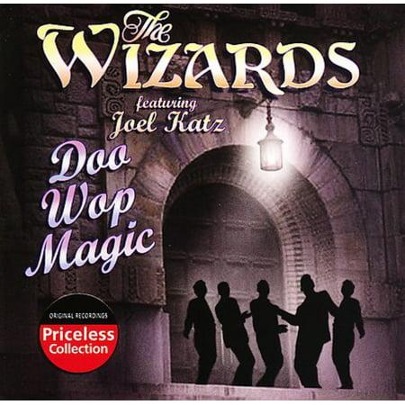 Wizards Fearing Joel Katz - Doo Wop Magic [CD]