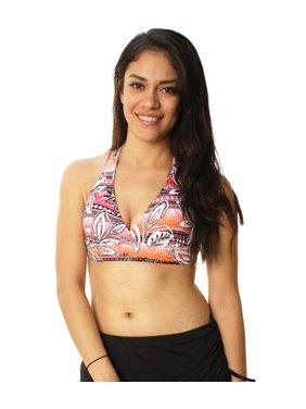 5668583128ecb Product Image Captiva Women's Halter Bikini Top