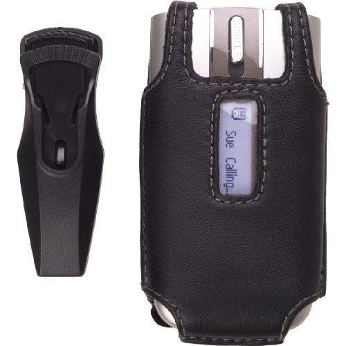 Wireless Solutions Leather Case for Nokia 1606