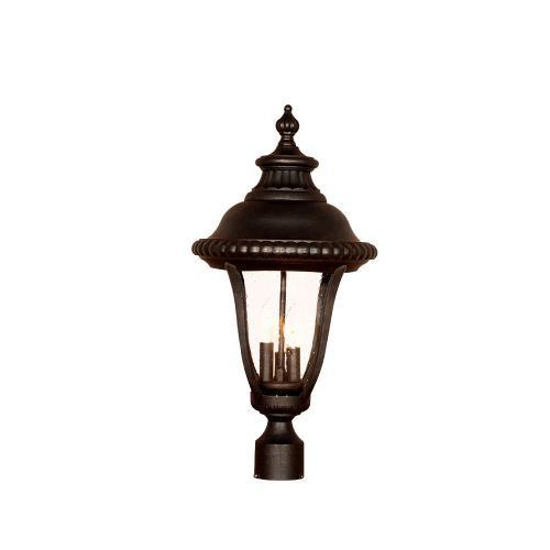 "Image of Acclaim Lighting 7277 Windsor 3 Light 25.5"" Height Post Light"