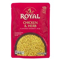 Royal Flavored Basmati Rice Chicken & Herb, 8.5 OZ